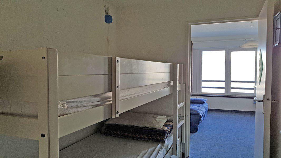Location au ski Appartement 2 pièces 5 personnes (302) - Résidence Pendine 2 - Puy-Saint-Vincent - Lits superposés