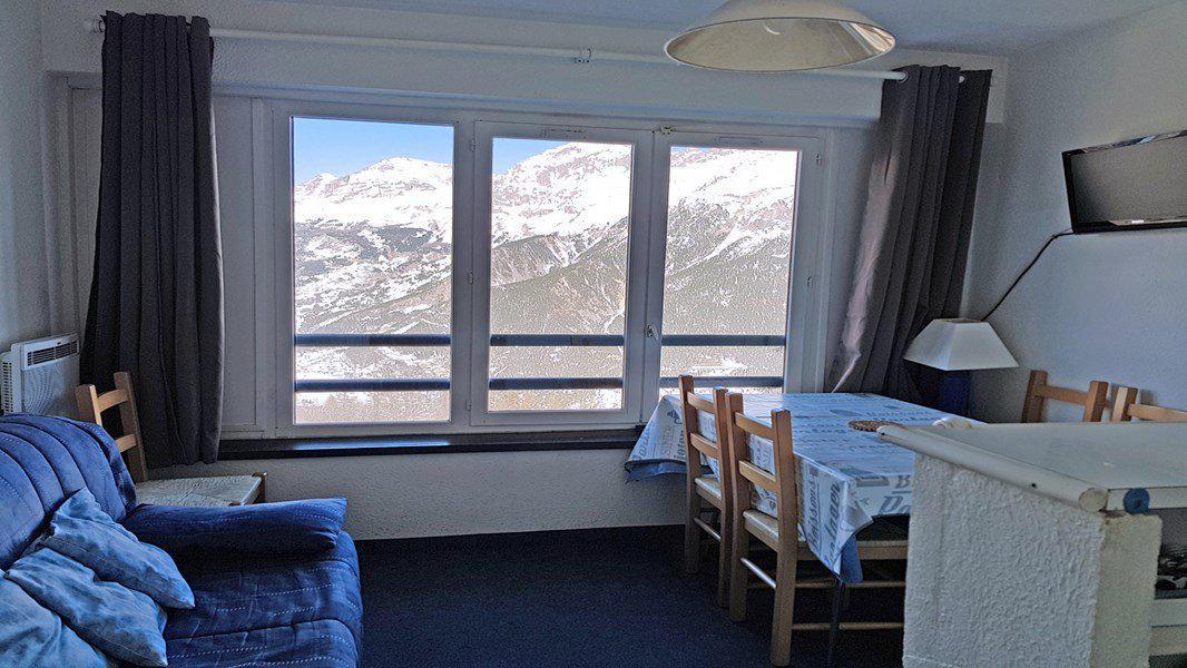 Location au ski Appartement 2 pièces 5 personnes (302) - Résidence Pendine 2 - Puy-Saint-Vincent - Séjour