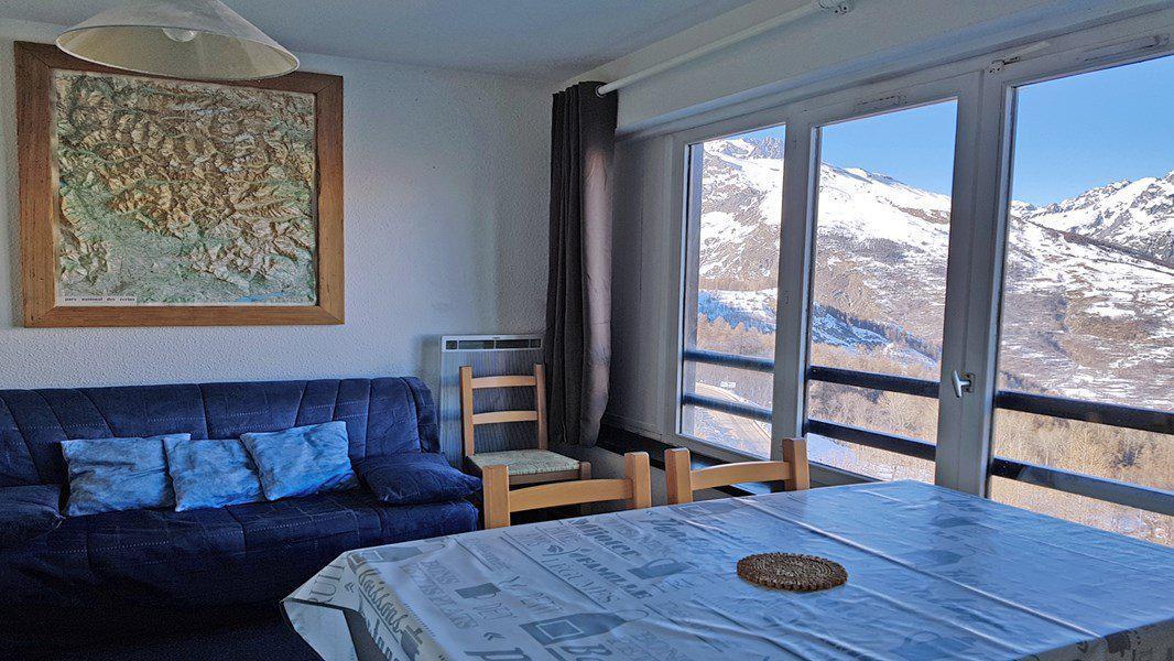 Location au ski Appartement 2 pièces 5 personnes (302) - Résidence Pendine 2 - Puy-Saint-Vincent - Table