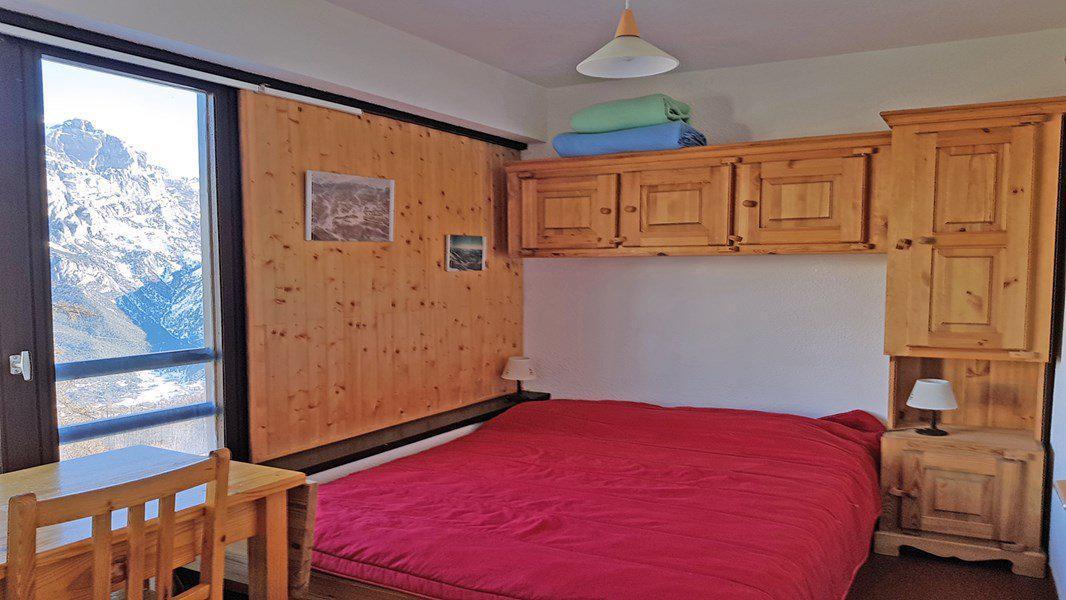 Location au ski Appartement 2 pièces coin montagne 5 personnes (402) - Résidence Pendine 2 - Puy-Saint-Vincent - Chambre