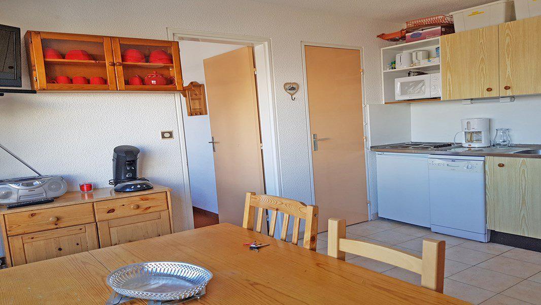 Location au ski Appartement 2 pièces coin montagne 5 personnes (402) - Résidence Pendine 2 - Puy-Saint-Vincent - Kitchenette