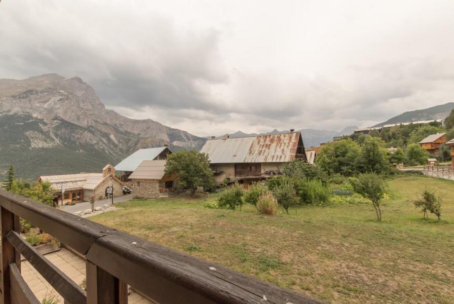Soggiorno sugli sci Appartamento 3 stanze con cabina per 6 persone (6) - Résidence Queyrettes - Puy-Saint-Vincent