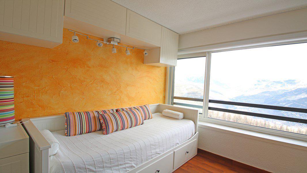 Location au ski Studio coin montagne 4 personnes (405) - Résidence Sapporo - Puy-Saint-Vincent - Banquette
