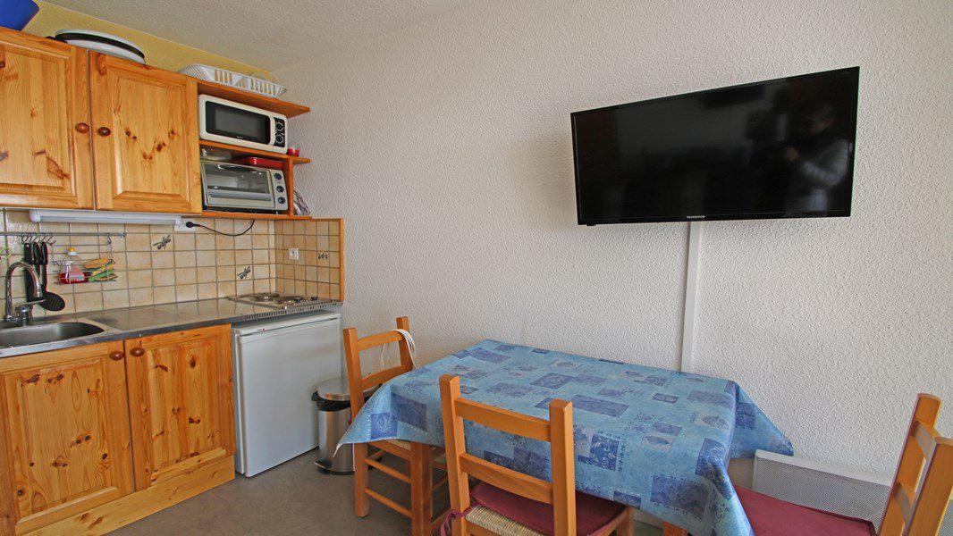 Location au ski Studio coin montagne 4 personnes (408) - Résidence Sapporo - Puy-Saint-Vincent - Kitchenette