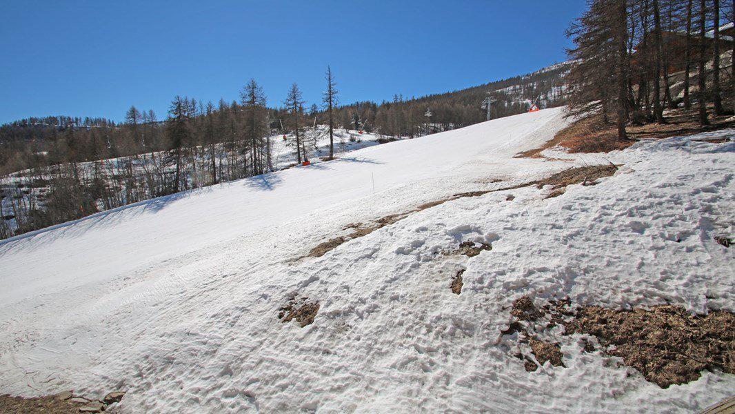 Location au ski Studio coin montagne 4 personnes (206) - Résidence Serac - Puy-Saint-Vincent