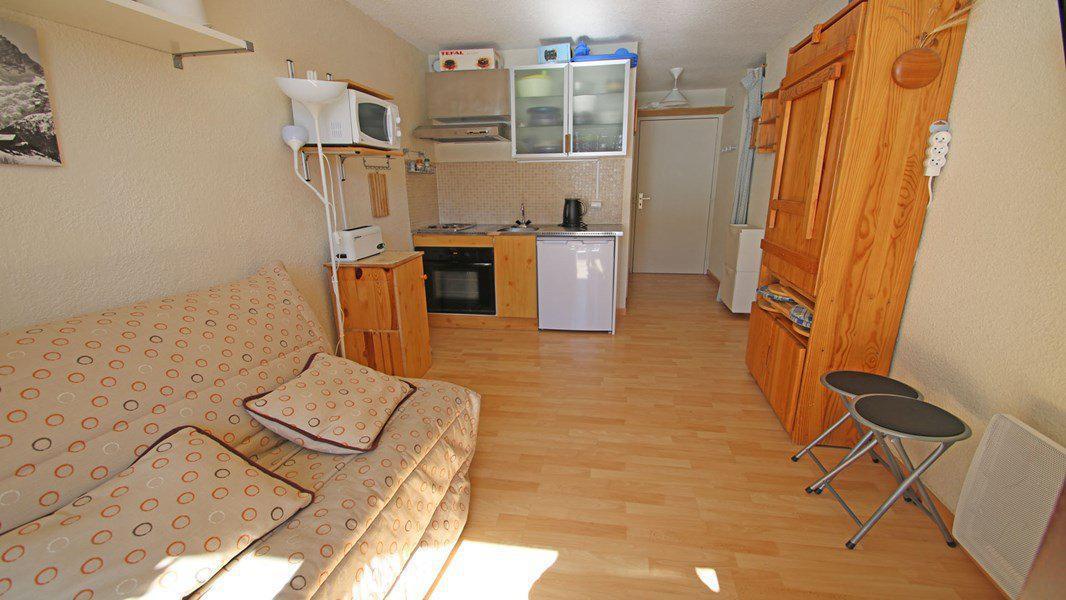 Location au ski Studio coin montagne 4 personnes (206) - Résidence Serac - Puy-Saint-Vincent - Kitchenette