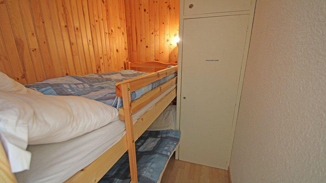Location au ski Studio coin montagne 4 personnes (206) - Résidence Serac - Puy-Saint-Vincent - Lits superposés