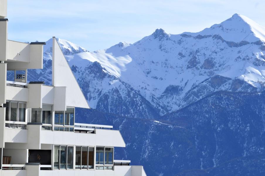 Vacanze in montagna Résidence Sun Vallée - Puy-Saint-Vincent - Esteriore inverno