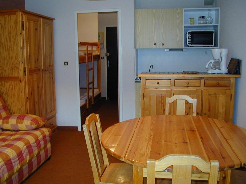 Location au ski Résidences Puy St Vincent 1600 - Puy-Saint-Vincent - Kitchenette