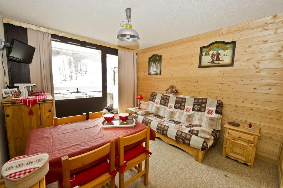 Location au ski Résidences Puy St Vincent 1600 - Puy-Saint-Vincent - Salle à manger