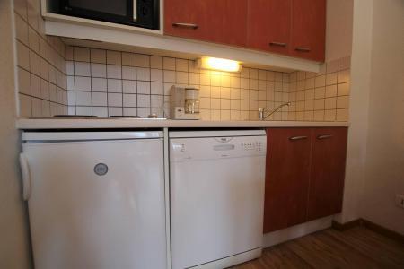 Rent in ski resort 1 room apartment 4 people (A303) - La Résidence le Hameau des Ecrins - Puy-Saint-Vincent - Apartment