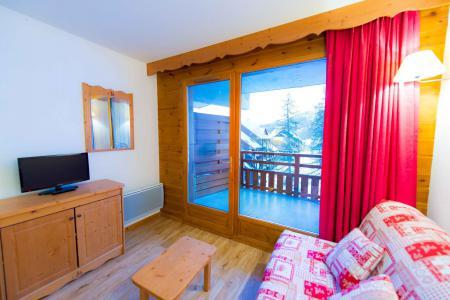 Rent in ski resort 2 room apartment 4 people (A503) - La Résidence le Hameau des Ecrins - Puy-Saint-Vincent