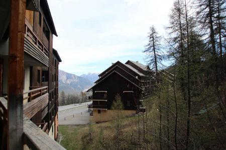 Rent in ski resort 1 room apartment 4 people (A303) - La Résidence le Hameau des Ecrins - Puy-Saint-Vincent