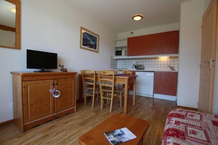 Rent in ski resort 2 room apartment 4 people (A905) - La Résidence le Hameau des Ecrins - Puy-Saint-Vincent