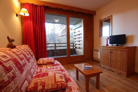 Rent in ski resort 2 room apartment 4 people (A405) - La Résidence le Hameau des Ecrins - Puy-Saint-Vincent