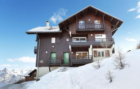 Rental Les Chalets Puy Saint Vincent winter