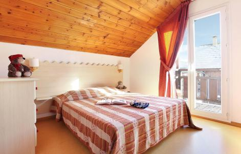 Location au ski Les Chalets Puy Saint Vincent - Puy-Saint-Vincent - Lit double
