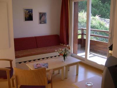 Location au ski Studio 3 personnes - Les Chalets Puy Saint Vincent - Puy-Saint-Vincent - Séjour