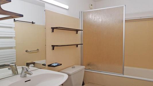 Rent in ski resort 2 room apartment sleeping corner 6 people (1206) - Résidence Cortina 1 - Puy-Saint-Vincent - Bath-tub
