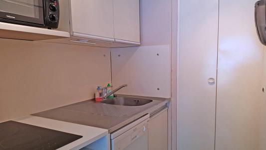 Rent in ski resort 2 room apartment sleeping corner 6 people (1206) - Résidence Cortina 1 - Puy-Saint-Vincent - Kitchenette
