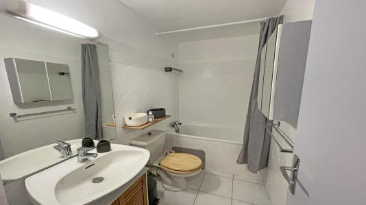 Rent in ski resort 2 room duplex apartment sleeping corner 6 people (806) - Résidence Cortina 1 - Puy-Saint-Vincent - Bath-tub