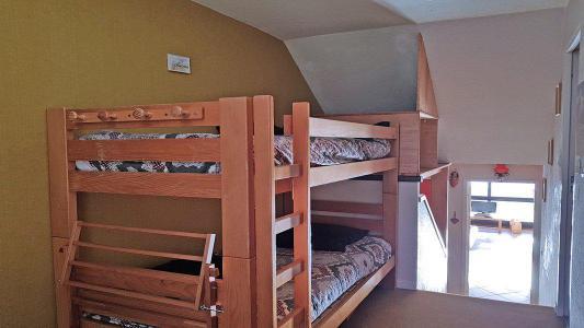 Rent in ski resort 3 room apartment 8 people (1002) - Résidence Cortina 1 - Puy-Saint-Vincent - Bunk beds