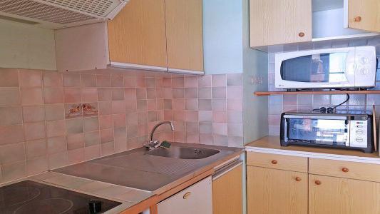 Rent in ski resort 3 room apartment 8 people (1002) - Résidence Cortina 1 - Puy-Saint-Vincent - Kitchenette