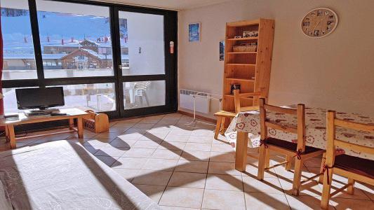 Rent in ski resort 3 room apartment 8 people (1002) - Résidence Cortina 1 - Puy-Saint-Vincent - Living room