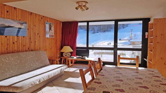Rent in ski resort 3 room apartment 8 people (1002) - Résidence Cortina 1 - Puy-Saint-Vincent