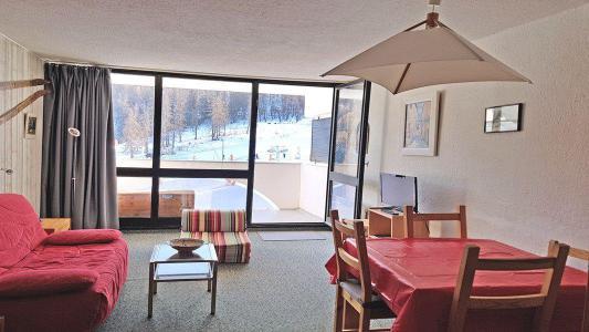 Rent in ski resort Studio 4 people (1009) - Résidence Cortina 1 - Puy-Saint-Vincent - Living room