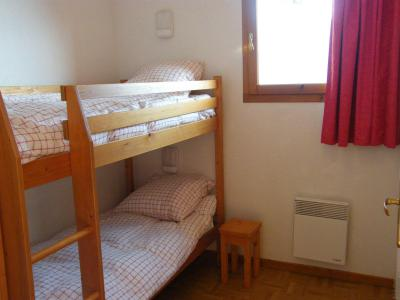 Rent in ski resort 2 room apartment cabin 4 people (A46) - Résidence des Gentianes - Puy-Saint-Vincent - Cabin