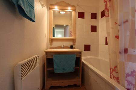 Rent in ski resort 2 room apartment sleeping corner 6 people (B24) - Résidence des Gentianes - Puy-Saint-Vincent - Bathroom