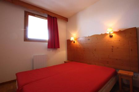 Rent in ski resort 2 room apartment sleeping corner 6 people (B24) - Résidence des Gentianes - Puy-Saint-Vincent - Bedroom