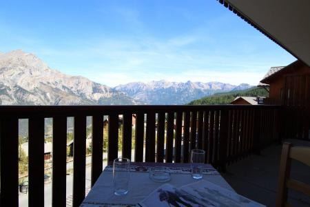 Rent in ski resort 2 room apartment sleeping corner 6 people (A34) - Résidence des Gentianes - Puy-Saint-Vincent