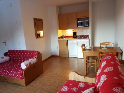 Rent in ski resort Studio 4 people (C47) - Résidence des Gentianes - Puy-Saint-Vincent