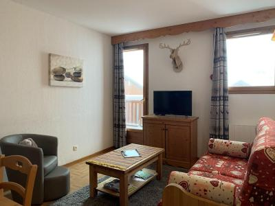 Rent in ski resort 2 room apartment cabin 4 people (A46) - Résidence des Gentianes - Puy-Saint-Vincent