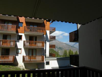 Rent in ski resort 2 room apartment cabin 6 people (B12) - Résidence des Gentianes - Puy-Saint-Vincent