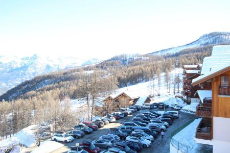 Rent in ski resort 2 room apartment sleeping corner 6 people (D25) - Résidence des Gentianes - Puy-Saint-Vincent