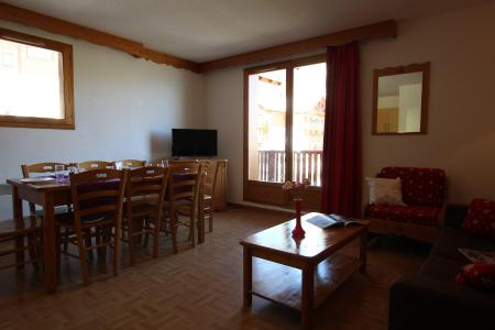 Rent in ski resort 3 room apartment cabin 8 people (D33) - Résidence des Gentianes - Puy-Saint-Vincent