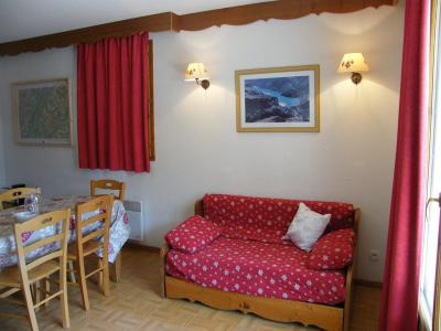 Rent in ski resort 2 room apartment cabin 4 people (C22) - Résidence des Gentianes - Puy-Saint-Vincent