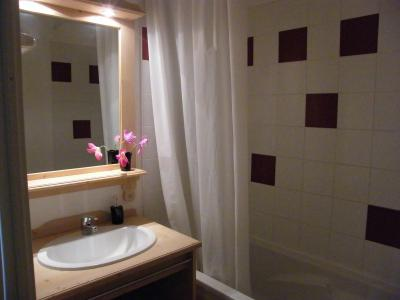 Rent in ski resort Studio cabin 2 people (C37) - Résidence des Gentianes - Puy-Saint-Vincent