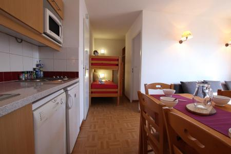 Rent in ski resort 2 room apartment sleeping corner 6 people (D35) - Résidence des Gentianes - Puy-Saint-Vincent
