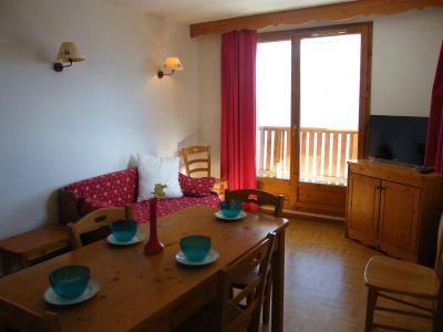 Rent in ski resort 2 room apartment sleeping corner 4 people (B25) - Résidence des Gentianes - Puy-Saint-Vincent