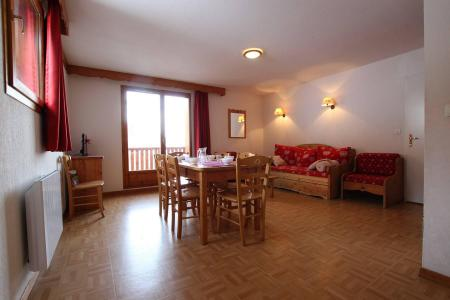 Rent in ski resort 3 room apartment cabin 8 people (B33) - Résidence des Gentianes - Puy-Saint-Vincent