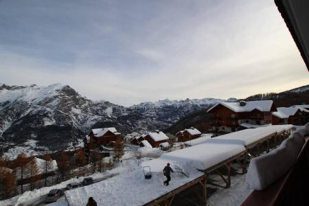Rent in ski resort 2 room apartment sleeping corner 6 people (B24) - Résidence des Gentianes - Puy-Saint-Vincent