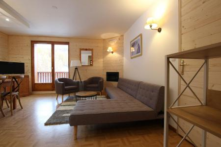 Rent in ski resort 4 room apartment cabin 7 people (A33) - Résidence des Gentianes - Puy-Saint-Vincent