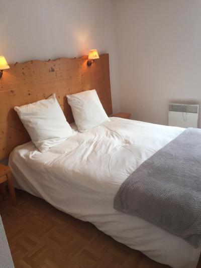 Location au ski Appartement 2 pièces cabine 4 personnes (A46) - Résidence des Gentianes - Puy-Saint-Vincent - Chambre