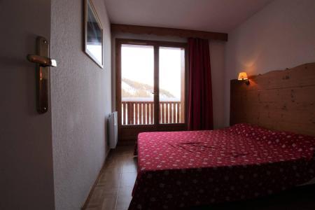 Location au ski Appartement 4 pièces cabine 8 personnes (B33) - Résidence des Gentianes - Puy-Saint-Vincent - Chambre