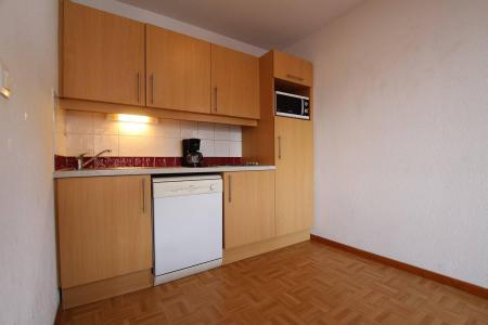 Location au ski Appartement 4 pièces cabine 8 personnes (B33) - Résidence des Gentianes - Puy-Saint-Vincent - Kitchenette