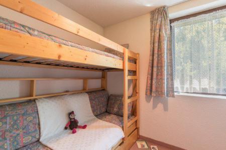 Location au ski Appartement 2 pièces 5 personnes (311) - Résidence l'Orée du Bois - Puy-Saint-Vincent - Lits superposés